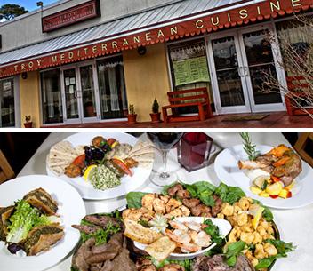 Troy Mediterranean Cuisine